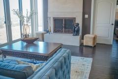 custom modern fireplace-14