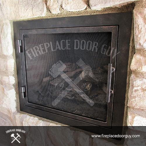Standard Fireplace In Arizona